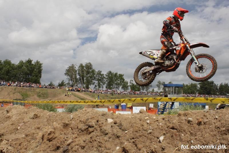 Mistrzostwa Europy w Motocrossie Oborniki 2012