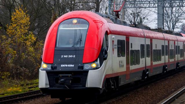Pociąg Jubilat jutro w Obornikach i Rogoźnie