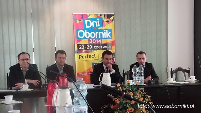 Happysad i Perfect gwiazdami Dni Obornik
