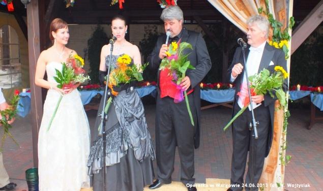 Koncert w Wargowie