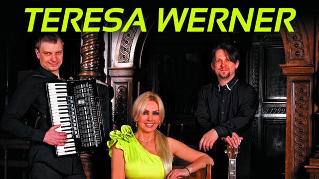 Koncert Teresy Werner w Rogoźnie