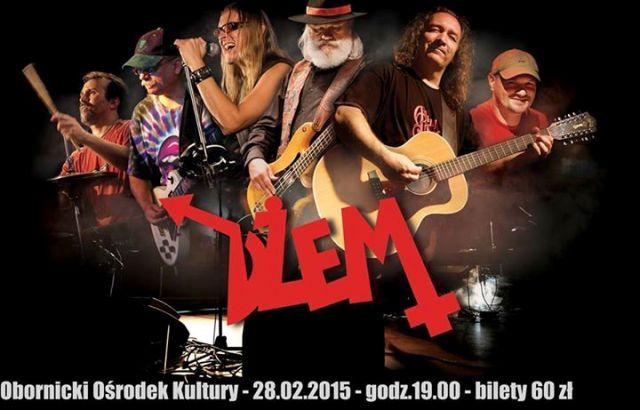 Koncert Dzemu juz w lutym w OOK