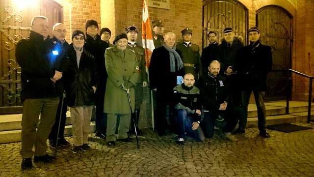 Spotkanie z weteranami NSZ