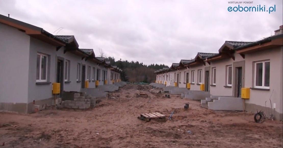 Budowa Mieszkań Komunalnych W Obornikach Film