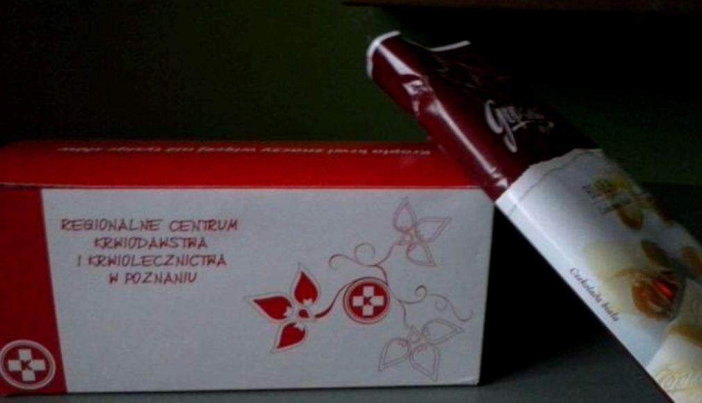 Oddaj krew w Rogoznie