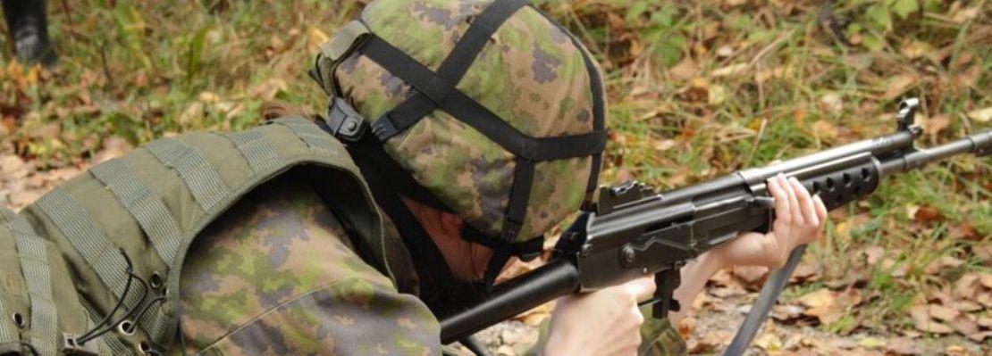beda strzelac na poligonie w Biedrusku