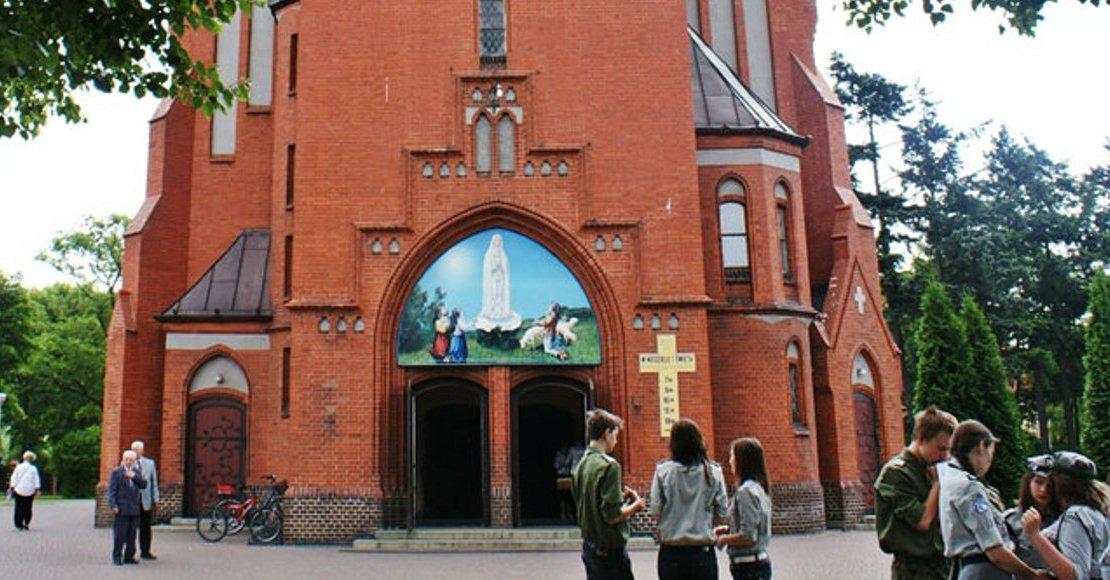 Festyn parafialny w parafii sw. Jozefa w Obornikach