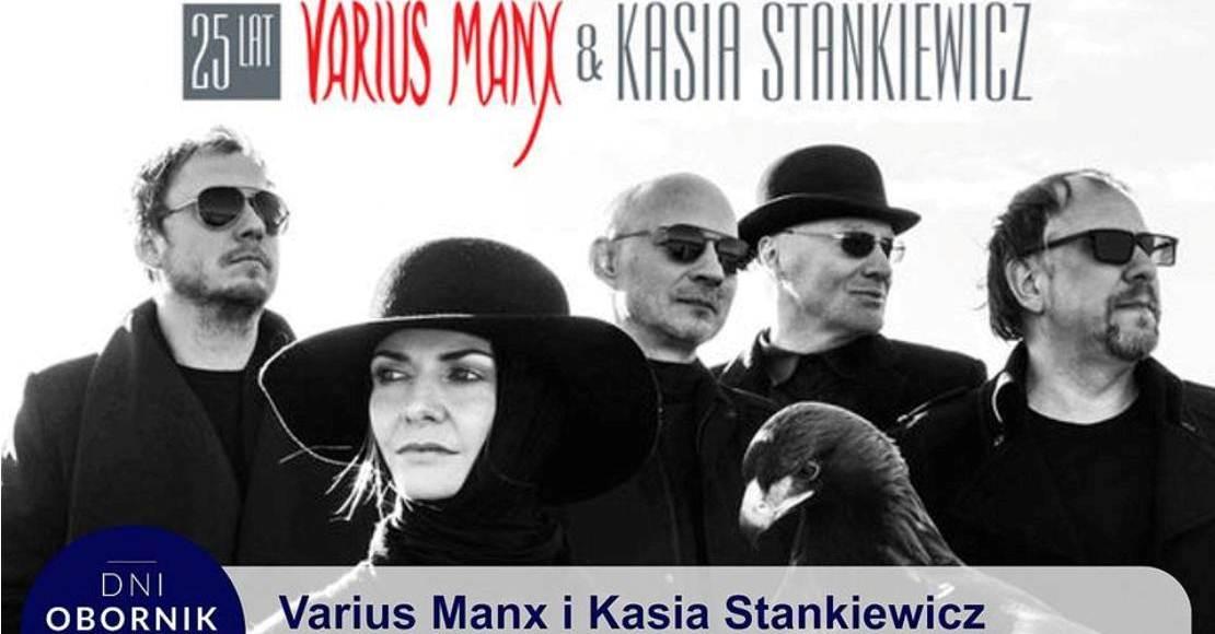 Varius Manx na scenie w obornikach
