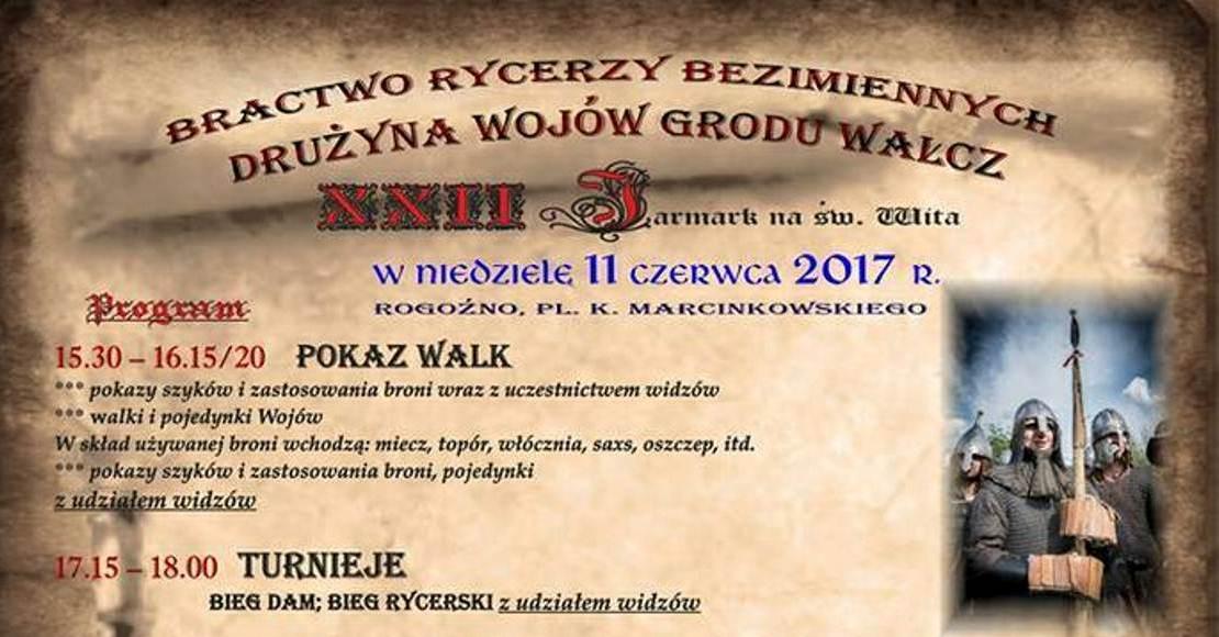 XXII jarmark sw. Wita w Rogoznie