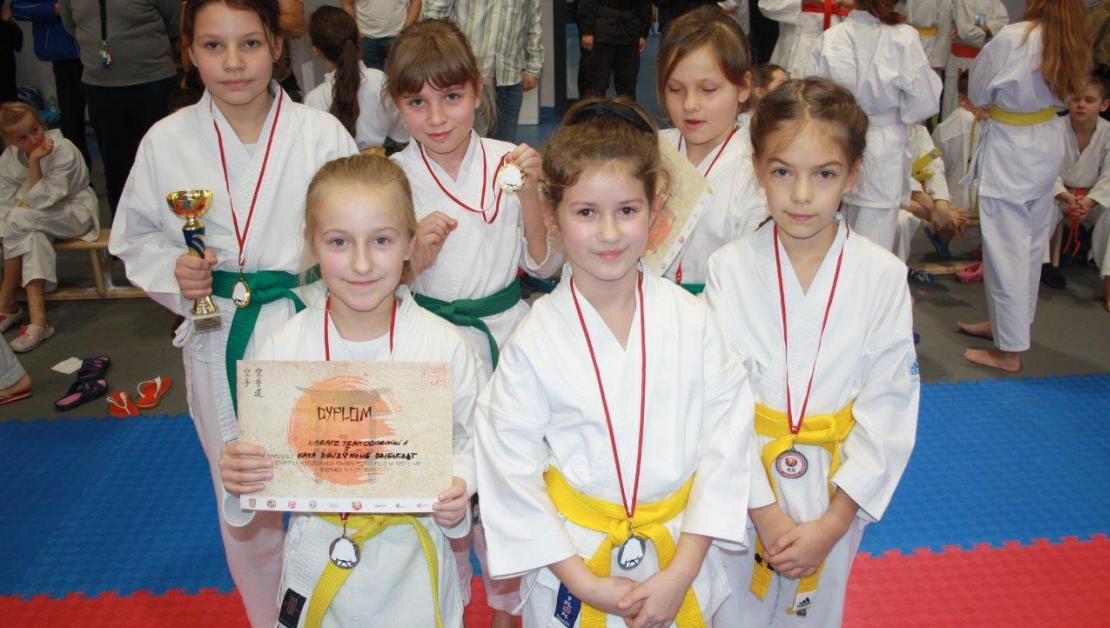 Sukces Karate Team w Kobylnicy