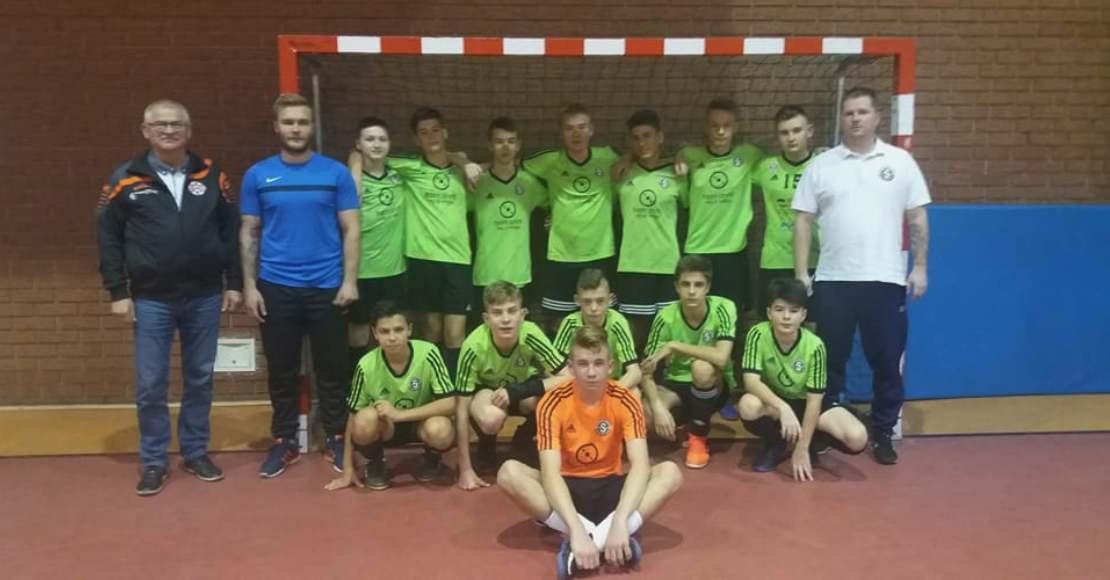 KS Futsal z awansem do strefy barazowej MMP U-14