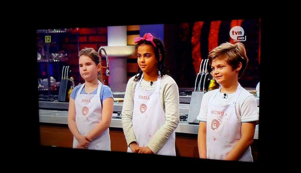 Asia Krajniak w Master Chef Junior