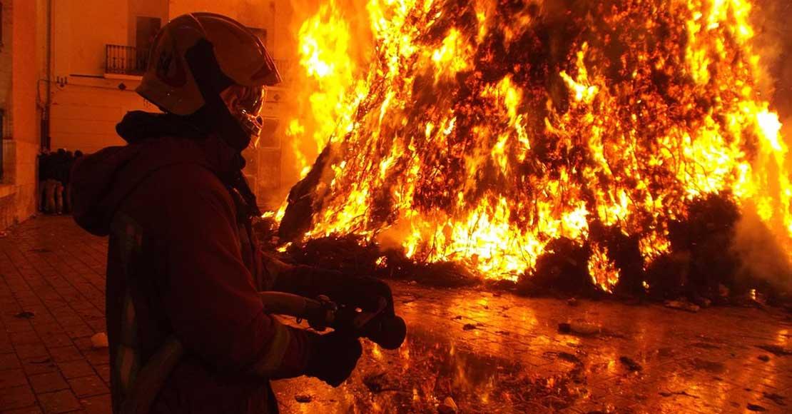 Właściwe zachowanie w trakcie pożaru