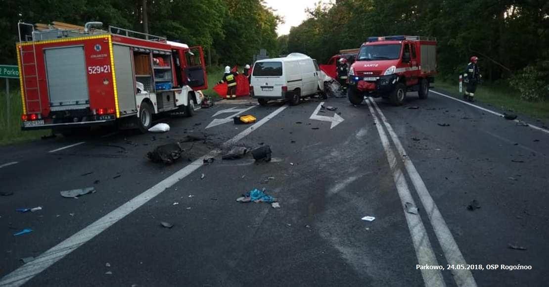 Okoliczności tragicznego wypadku w okolicy Wełny