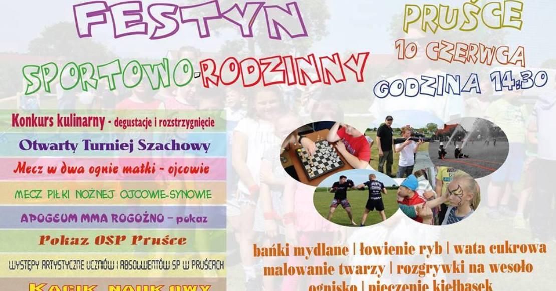 Dziś festyn w Pruścach