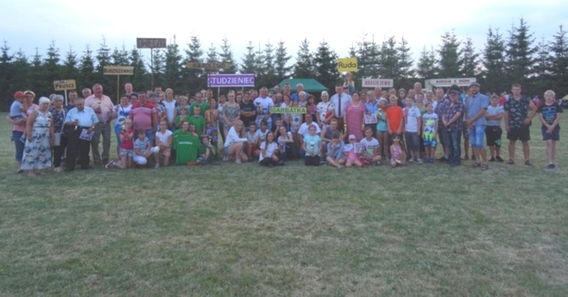 Turniej wsi dla Gościejewa