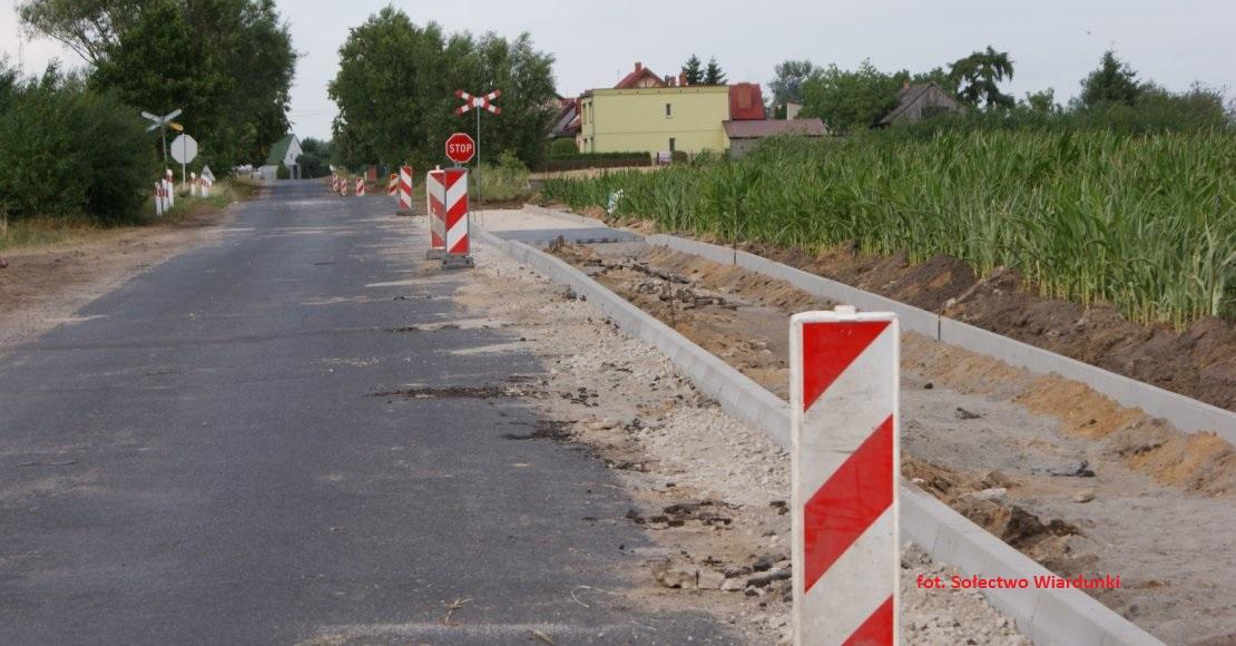 Przebudują drogę w Łopiszewie