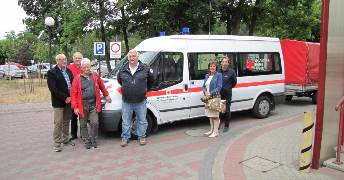 Wizyta gości z powiatu Luchow-Dannenberg