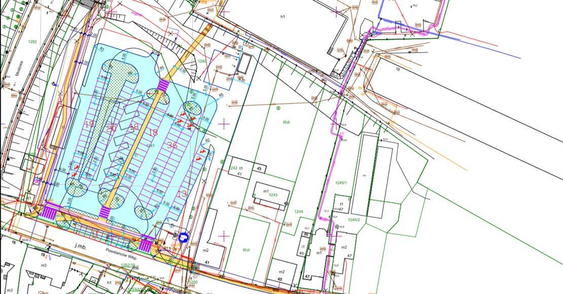 Ponad 100 nowych miejsc parkingowych w centrum Obornik