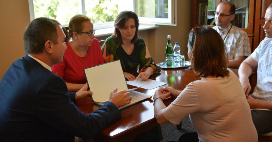 Gmina Oborniki zawarła porozumienie z MONAR-em