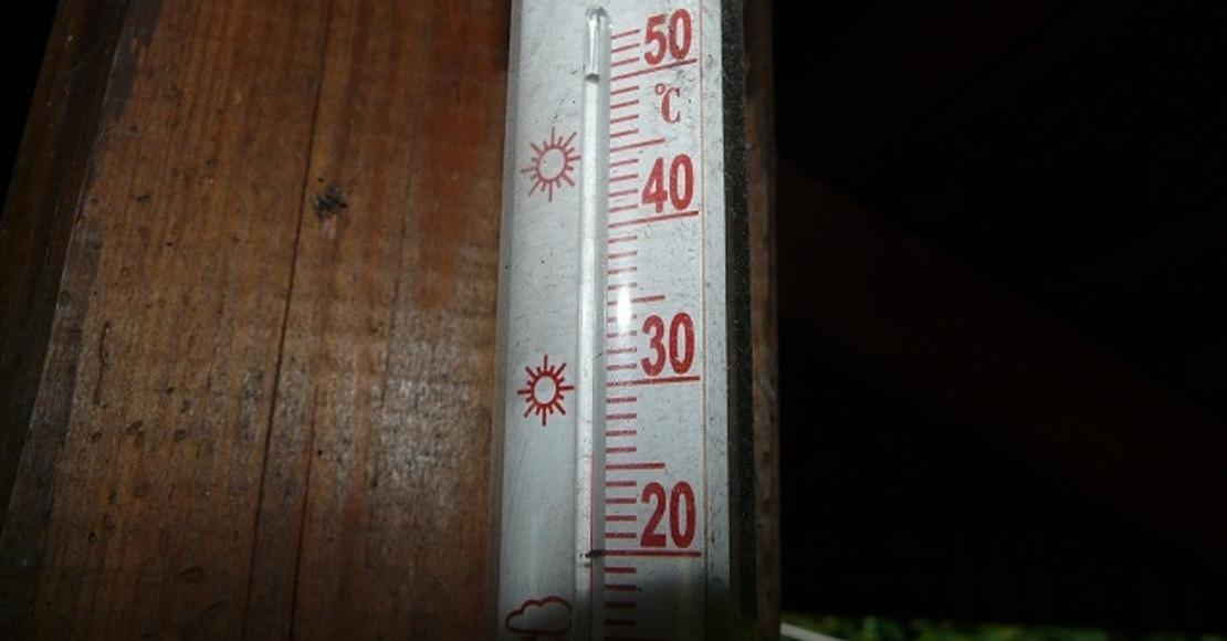 Temperatura w powiecie obornickim do 33 stopni