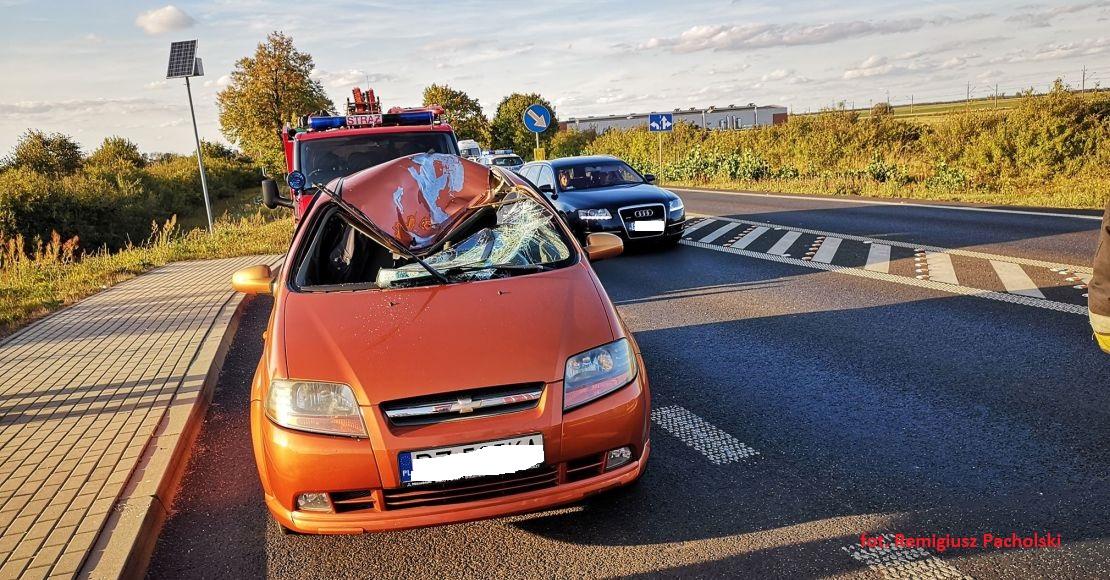3 zdarzenia na drogach powiatu obornickiego