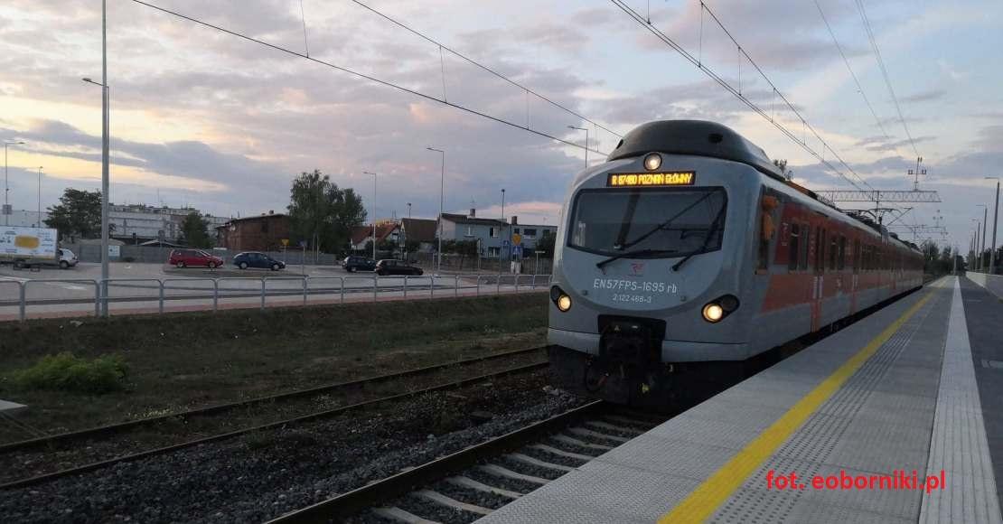Od 21 października wznowienie ruchu pociągów na linii Poznań-Piła