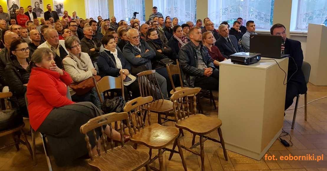 Mieszkańcy Rożnowa odrzucili propozycje GDDKiA (film)