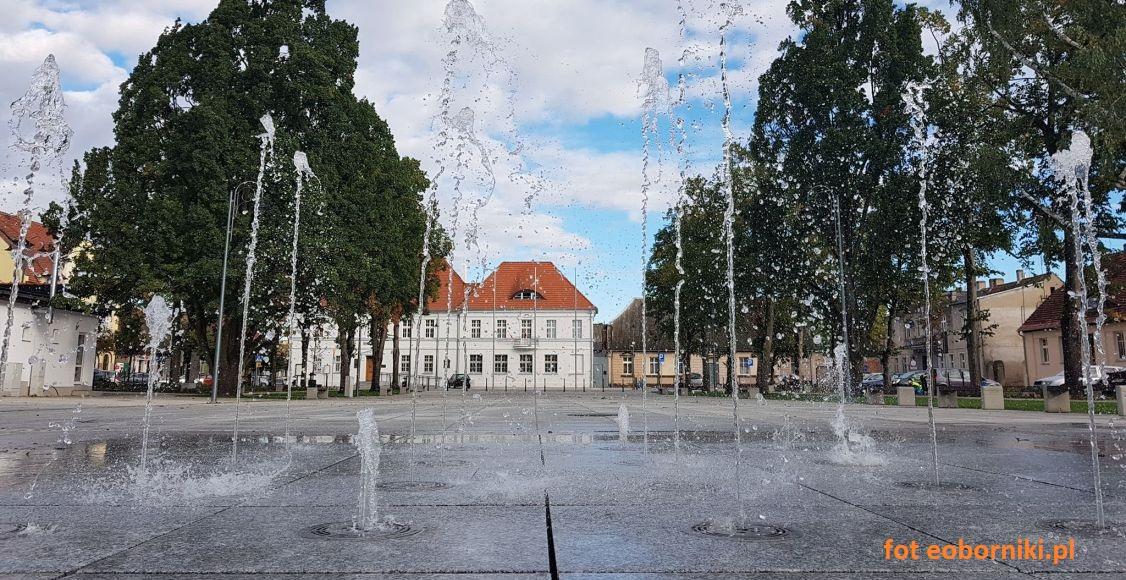 Plac Karola Marcinkowskiego w Rogoźnie (film)