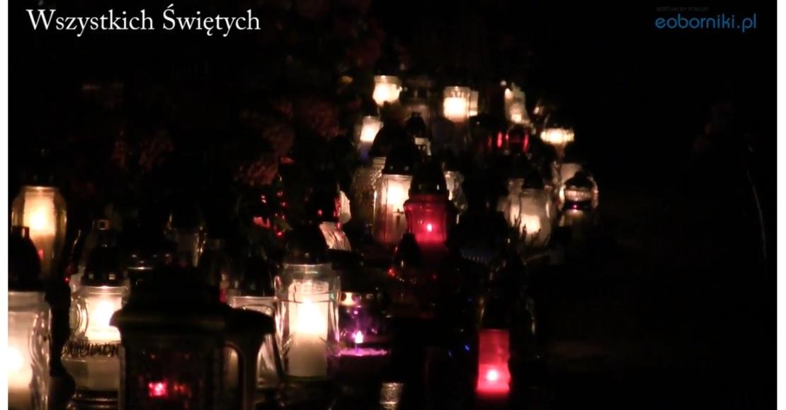 Cmentarze po zachodzie słońca (film)