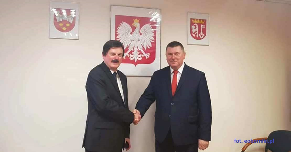 Roman Dmowski gościem specjalnym w Rogoźnie (film)