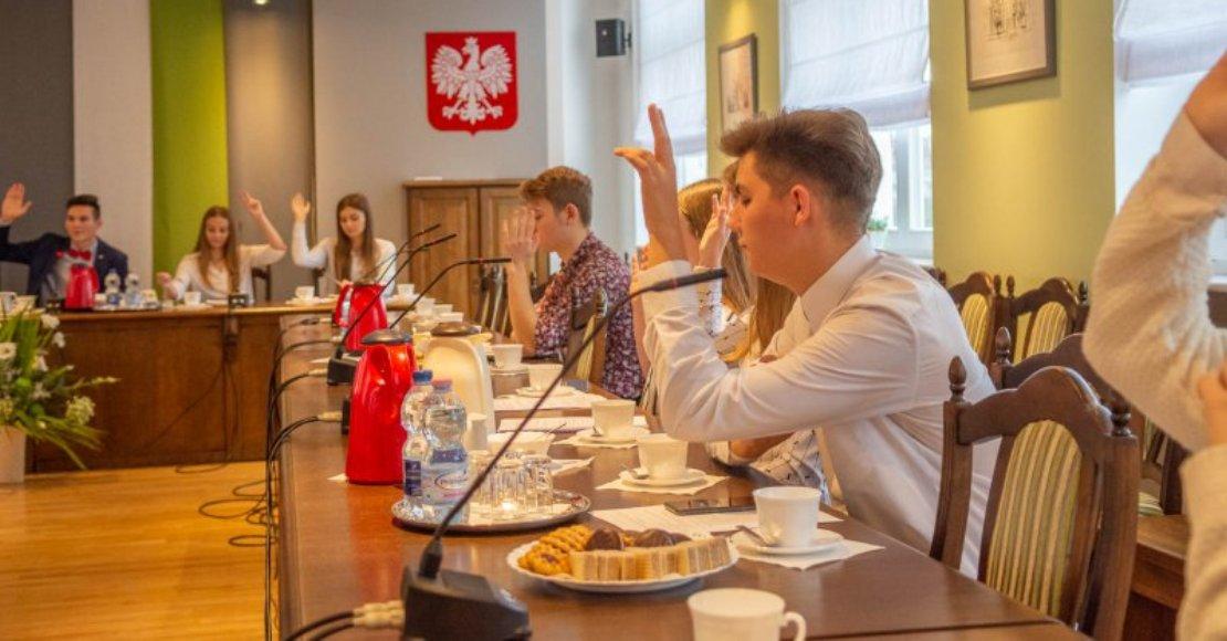 Obradowała Młodzieżowa Rada Miejska w Obornikach