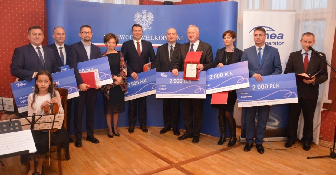 Gmina Oborniki w finale konkursu Wielkopolskie Gminy Przyjazne Rodzinie