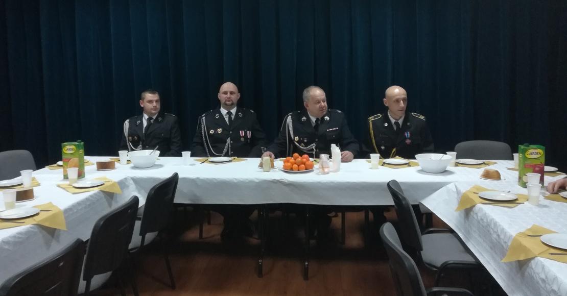 Spotkanie świąteczno-noworoczne OSP Ryczywół (foto)