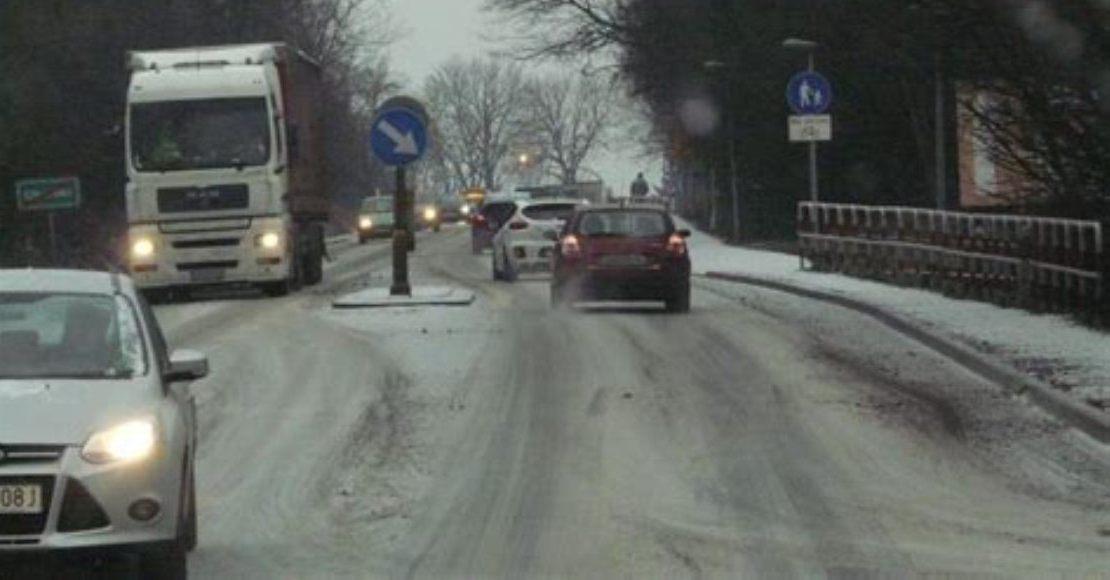 imigw ostrzega przed opadami sniegu bogdanowo 2018