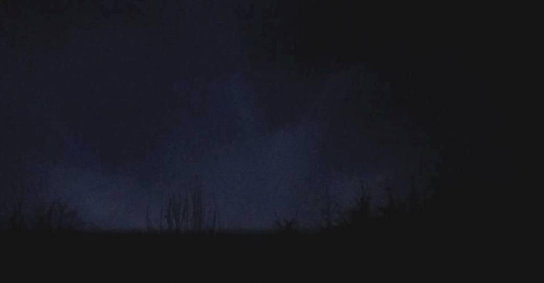 kolejny burzowy wieczor burza nad obornikami