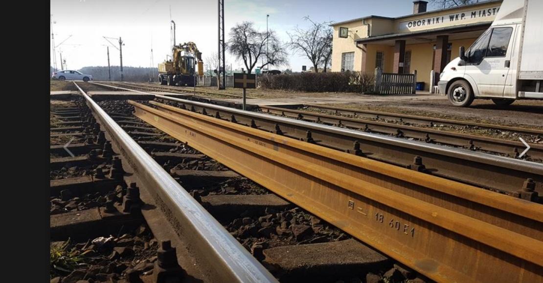 oborniki ul. lukowska przez tydzien bedzie zamkniety przejazd kolejowy