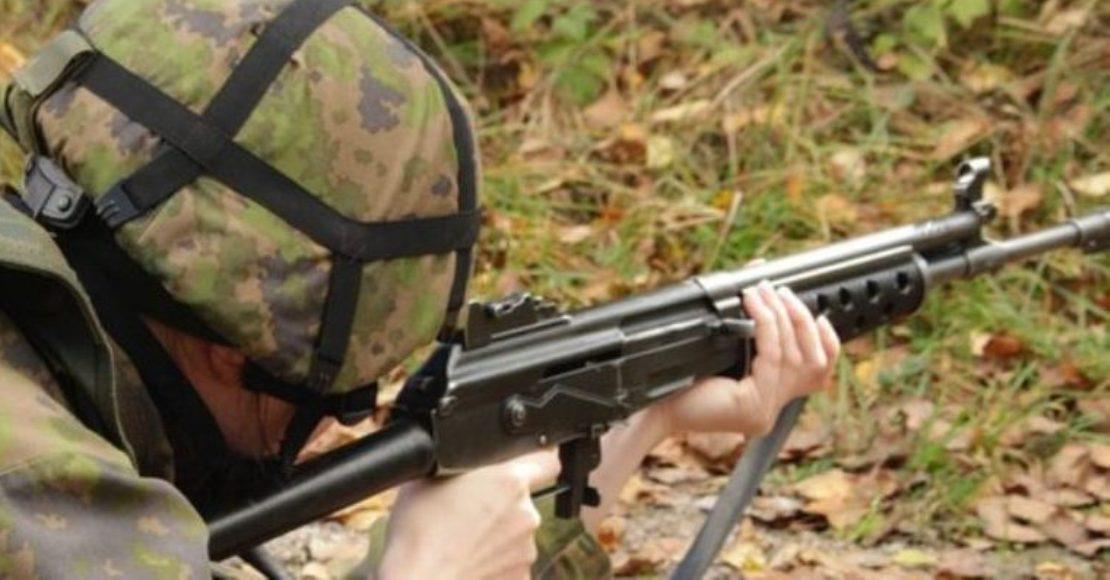 w maju zakaz wstepu na poligon biedrusko zolnierz fot um oborniki