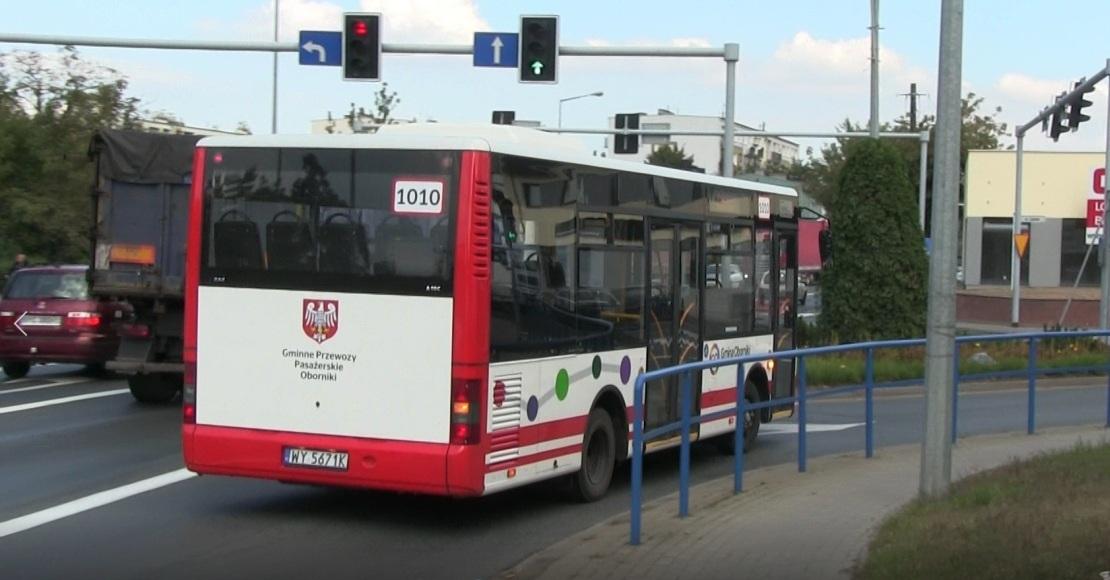 Czasowe zamknięcie przystanków autobusowych