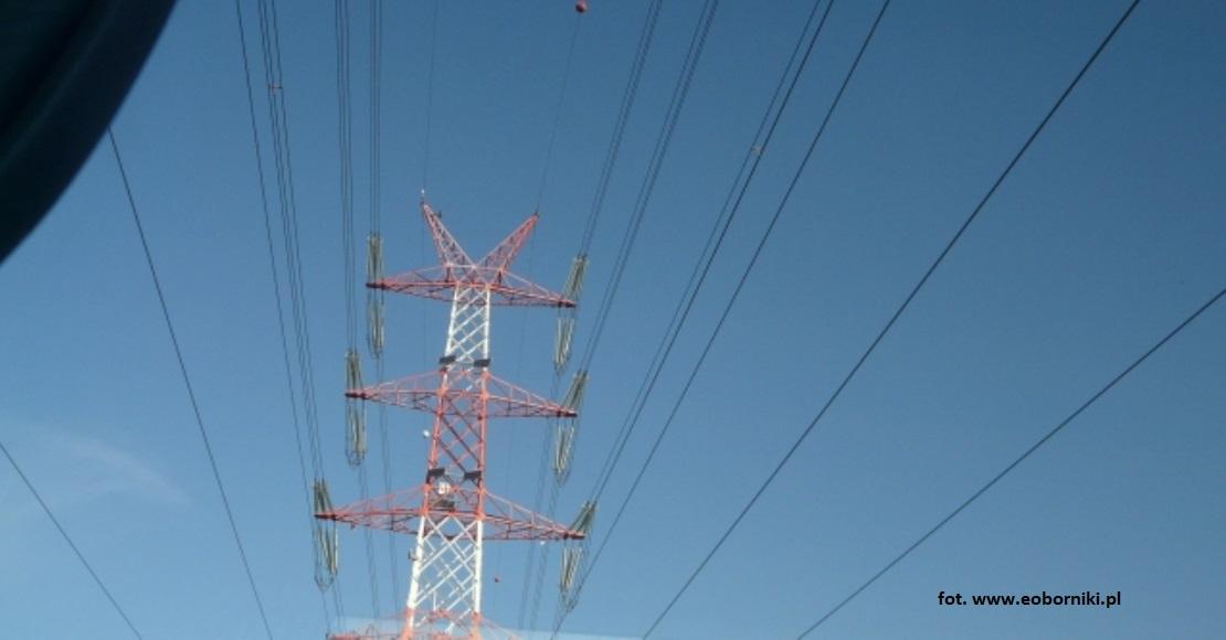 Budowa linii energetycznej Piła Krzewina - Plewiska