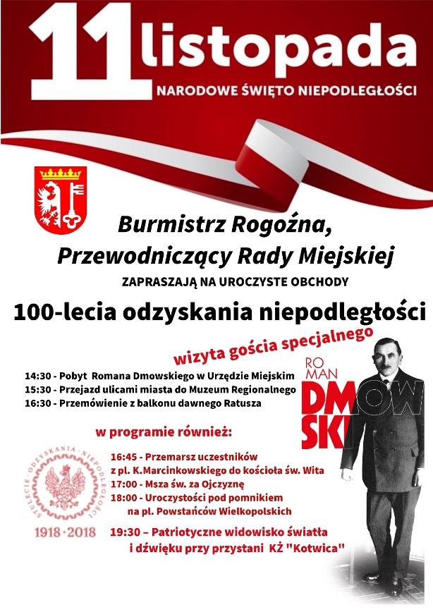 Plakat 11 listopada poparaw