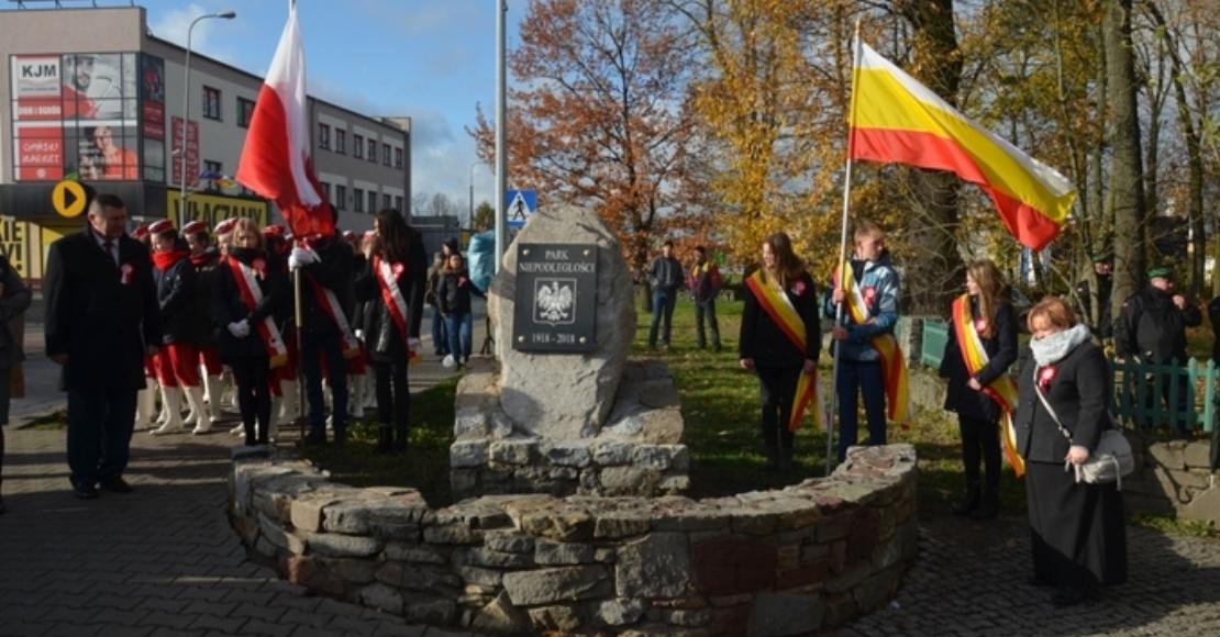 Obchody Niepodległości w Rogoźnie