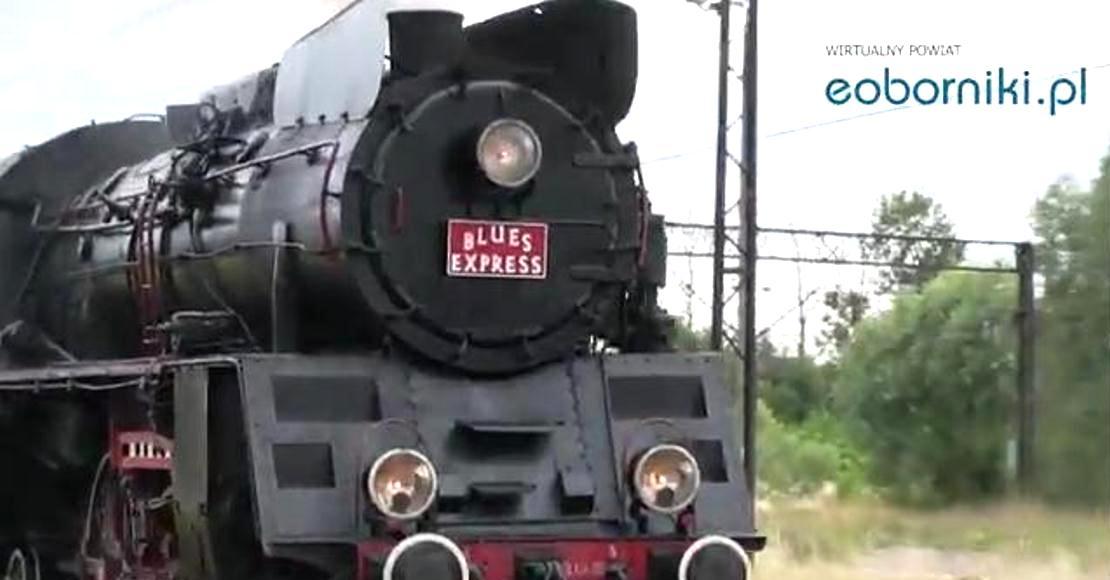 Blues Express tym razem nie pojedzie przez powiat obornicki (film)