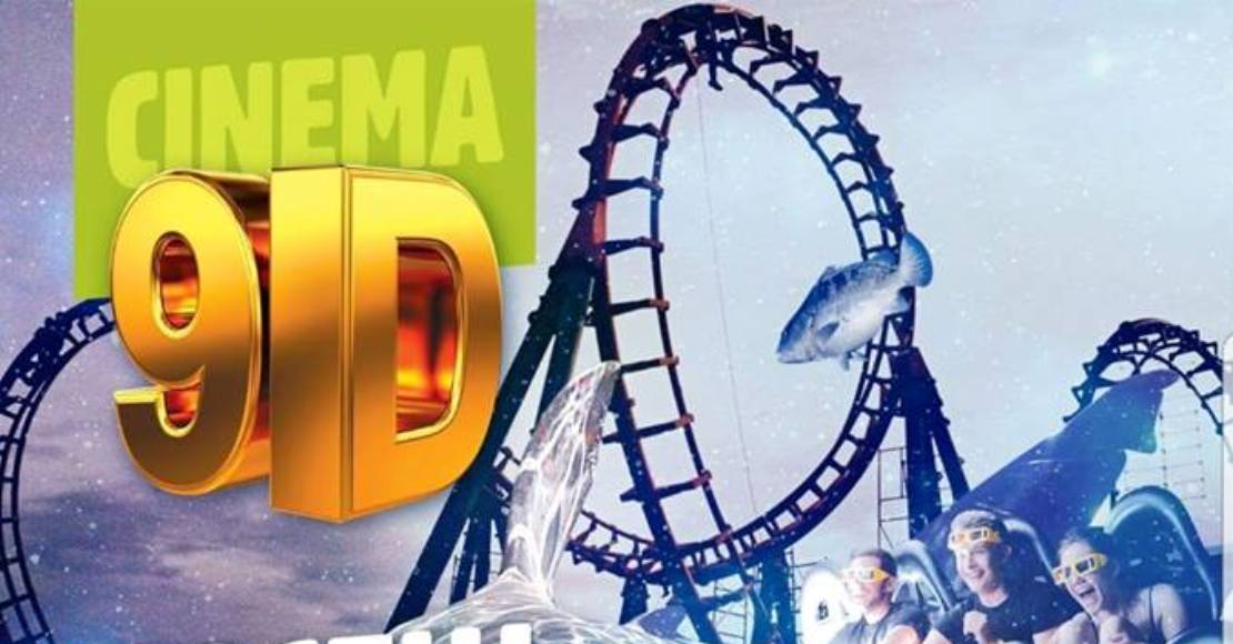 Kino 9D już od poniedziałku w OOK