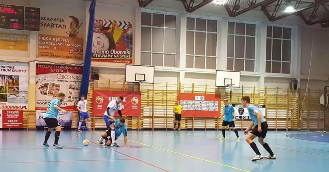 futsalowe derby wielkopolski na remis