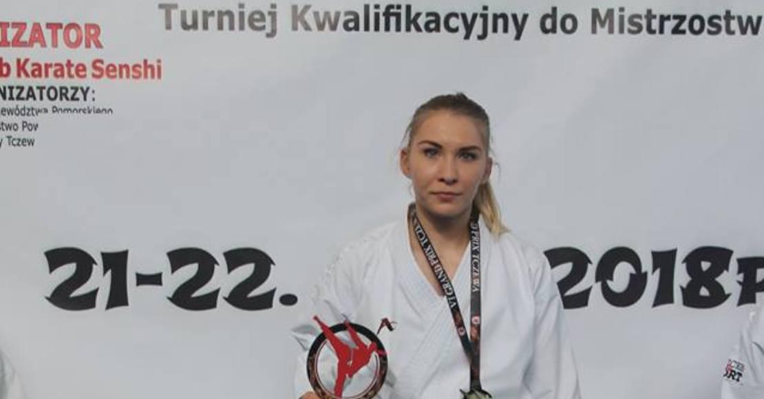 Kamila Bracikowska jedzie na Mistrzostwa do Kobe