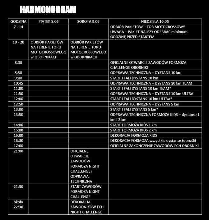 plan formoza challenge 2018