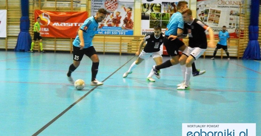 KS Futsal Oborniki z licencją na grę w 1. PLF
