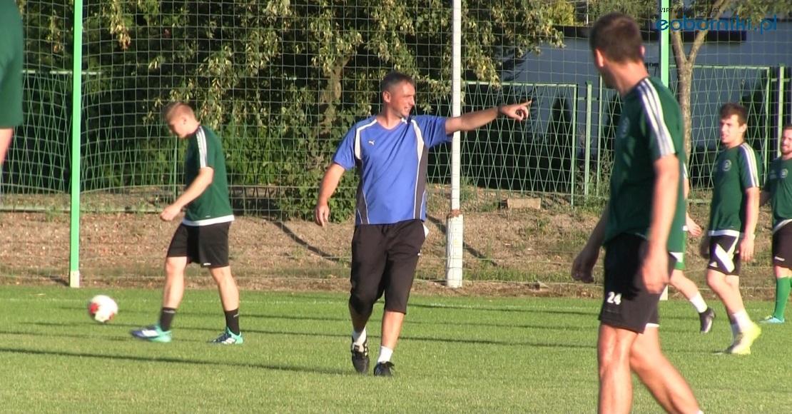 Trener S. Dyzert o przygotowaniach MKS Sparta do sezonu (film)