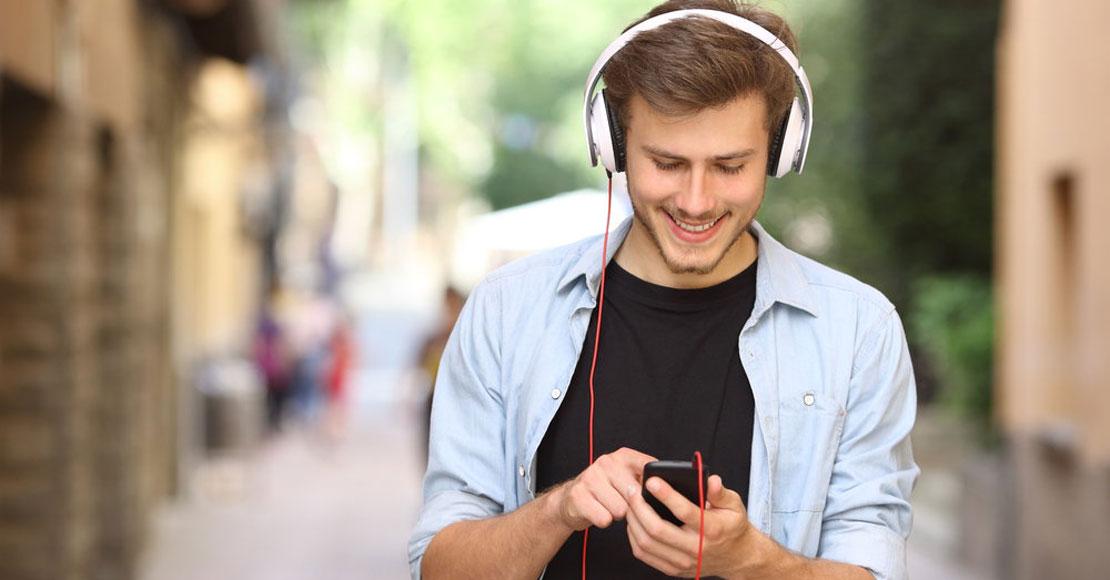 Słuchawki do ćwiczeń, mp3 i mp4